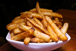 Fresh Cut Fries (Small) - delivery menu