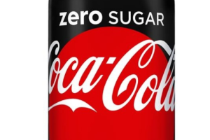 Coke Zero - delivery menu