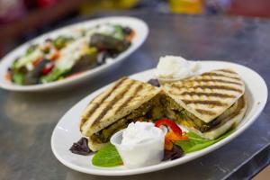 Mediterranean Panini - delivery menu