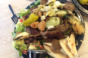 Lamb Shish Kabobs - delivery menu