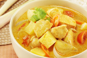 Mild Curry - delivery menu