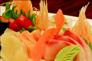 Sashimi Appetizer - delivery menu