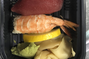 Sushi Appetizer - delivery menu