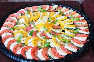 Caprese Platter - delivery menu