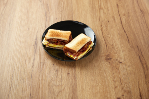 Bacon and 2 Eggs Sandwich - delivery menu