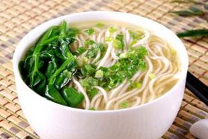 Handmade Noodles in Soup - delivery menu