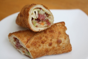 30. Roast Pork Egg Roll - delivery menu