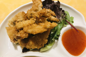 Soft Shell Crab Tempura - delivery menu