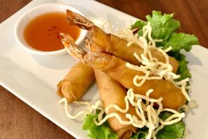 Shrimp Bikini - delivery menu