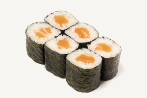 Salmon Hoso Maki - delivery menu