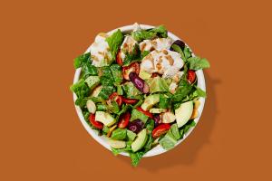 Customer Craft Salad - delivery menu