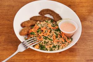Quinoa Kale Bowl - delivery menu