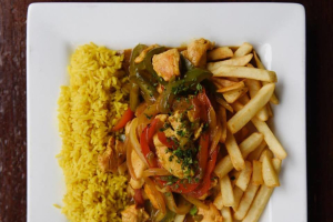 Irish Chicken Curry - delivery menu