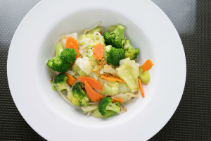 5. Mixed Vegetables Lunch - delivery menu