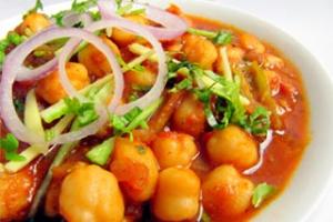Channa Masala - delivery menu