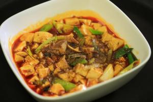 801. Mapo Tofu - delivery menu