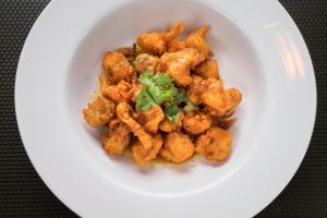 6. Orange Chicken Lunch - delivery menu