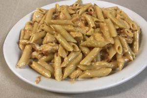 Pasta with Vodka Sauce - delivery menu