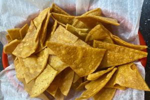 Chips and salsa - delivery menu