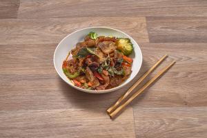 F3. Spicy Pork Belly - delivery menu