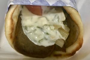 Gyro Sandwich - delivery menu