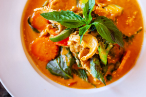 Thai Panang Curry - delivery menu