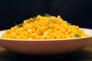 Corn - delivery menu