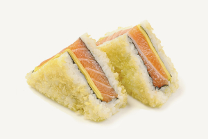 Salmon Sandwich Maki - delivery menu