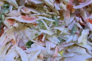 Ensalada de Cangrejo - delivery menu