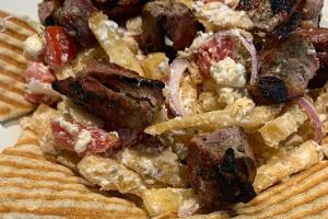 Super Greek Bowl - delivery menu
