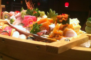 Yummy Sashimi for 2 - delivery menu