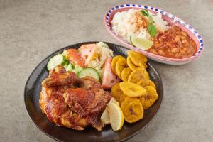 1/2 Chicken - delivery menu