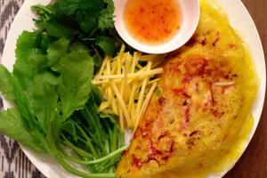 A12. Banh Xeo - delivery menu