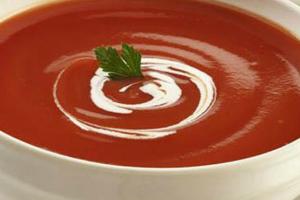 Cream of Tomato Soup - delivery menu