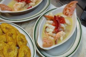 Shrimps - delivery menu