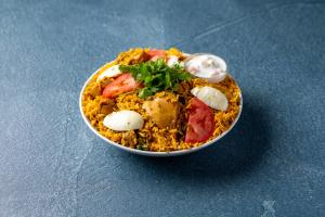Chicken Zafrani Biryani - delivery menu