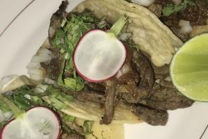 Carne Asada Tacos - delivery menu