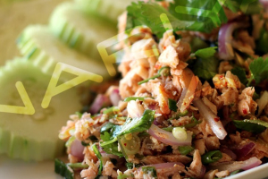 Larb Salad - delivery menu