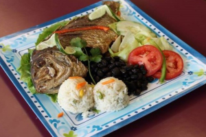 Fried Tilapia - delivery menu