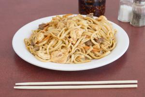 N2. Special Lo Mein - delivery menu