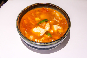 Braised Fish with Tomato in Sour Soup - delivery menu