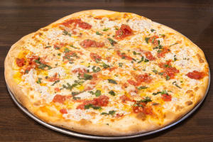 "16"" Large Margherita Gourmet Pizza - delivery menu"