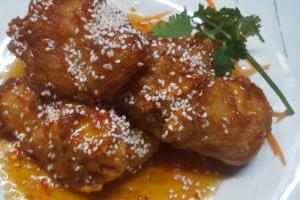 Thai Sesame Chicken - delivery menu