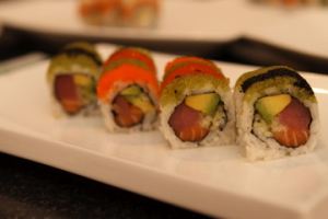 2. Wasabi Roll - delivery menu