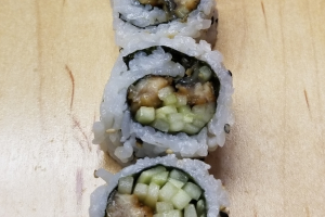 Fresh Water Eel Roll - delivery menu