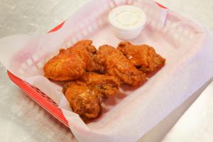 Wings - delivery menu