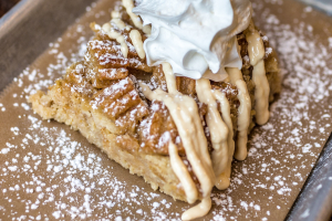 House Made Churro Bread Pudding - delivery menu
