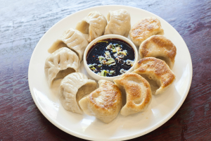 Dumplings - delivery menu