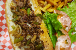 1. Philly Steak Sandwich - delivery menu