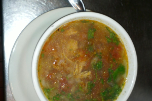 Chicken and Rice Soup - delivery menu